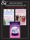 Mills & Boon Christmas Trio Bundle #2 (eBook)